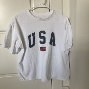 brandy melville USA top